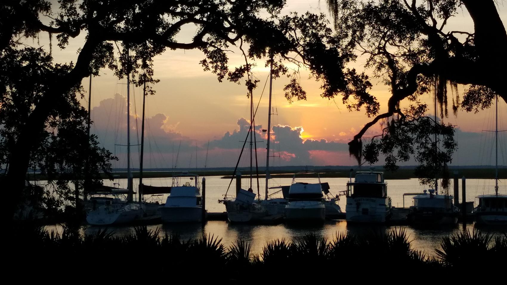 Jekyll Island- sunset